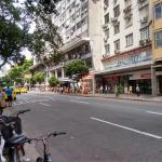 Pequena Cobertura em Copacabana, Rio de Janeiro