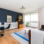 Super 1 Bedroom Flat in Greenwich, London