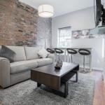 Prime location in West Village 1 bedroom with 2 baths,  New York