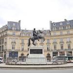 Palais Royal Studio with A/C, Paris
