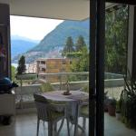 Maraini Modern Lake View Flat, Lugano