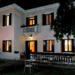 Villa Crispi, Mestre