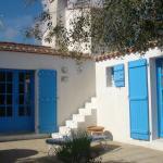 Le Buzet Bleu Bed & Breakfast,  Noirmoutier-en-llle