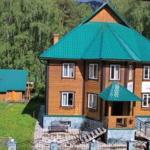 Mini-Hotel Skazka, Manzherok