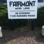 Fairmont Motor Lodge,  Hastings