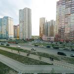 Apartment on Rusovoi 3, Kiev