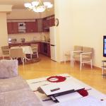 Apartments ZHK 'Rieniessans', Almaty