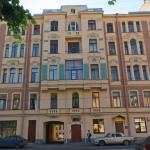 Rooms on Mytninskaya street, Saint Petersburg