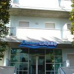 Lugano Residence, Rimini
