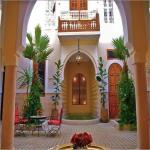 Riad Rabahsadia, Marrakech