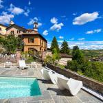 Villa del Borgo, Canelli