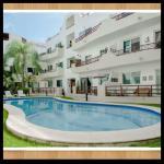 Penthouse with Jacuzzi B301,  Playa del Carmen