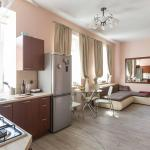Modern and comfortable apartment-studio, Saint Petersburg
