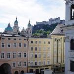 Apartment at Mozart-Geburtshaus, Salzburg