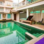 Nowhere Villa Mars, Pattaya South