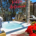 Villa Artemia, Bisceglie