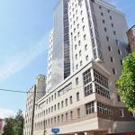 Apartment on Revolyutsii, Perm