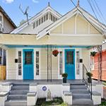 Historical Home: Live like a Local, Close to French Quarter, & Esplanade Ave,  New Orleans