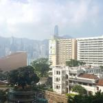 Roof Deck Apartment with 3 Bedroom and Harbour View,  Hong Kong