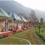 Luxurious Camps in Rishikesh,  Rishīkesh