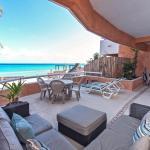 Beachside Ocean View - Fishermens 228,  Playa del Carmen