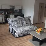 Apartment on Aknazarova, Ufa