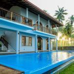 Villa Océane,  Mirissa