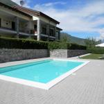 Casa Lella with heated pool and garden,  Lenno