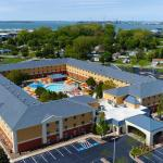 Cedar Point's Express Hotel,  Sandusky