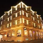 Hotel Pictures: Zlatý Lev Žatec, Žatec
