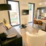 Bel appartement avec jardin hyper centre Nice,  Nice