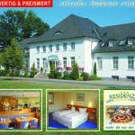 Residenzia Hotel Grenadier, Munster