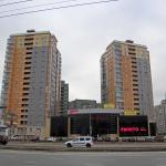 Apartment on Yamasheva,  Kazan