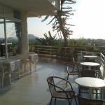 Iris Hotel, Afantou