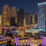Superior Apartment - Manchester Tower,  Dubai