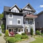 Villa Voss von Dahlen,  Glücksburg
