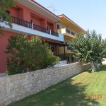 Nikos Apartments, Afitos