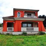Red Villa,  Olbia