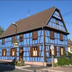 Hotel Pictures: Chambres d'hôtes La Maison Bleue, Kurtzenhouse