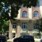 Stefánia Stúdió Apartmanok, Szeged