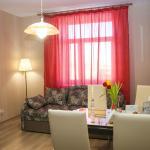 Comfort Class Apartment na Turku 13, Saint Petersburg