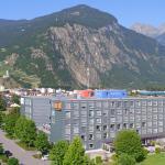 Hotel Vatel, Martigny-Ville