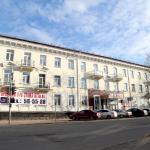 Apartment on Ordjonikidze 17, Syktyvkar