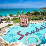 Sandals Grande Antigua All Inclusive Resort and Spa - Couples Only,  セントジョンズ