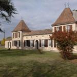 Villa Chateau Le Guit,  Grignols
