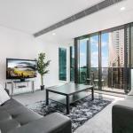 MJ Shortstay Southbank Grande Apartment,  Melbourne