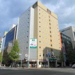 R&B Hotel Sapporo Kita 3 Nishi 2,  Sapporo