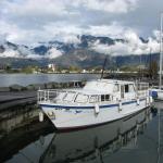 La Colombe Holiday Boat,  Bouveret