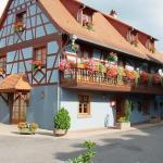 Hotel Lauth,  Scharrachbergheim Irmstett