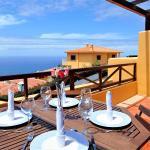 Romantic Ocean Views Apartment, Tacoronte